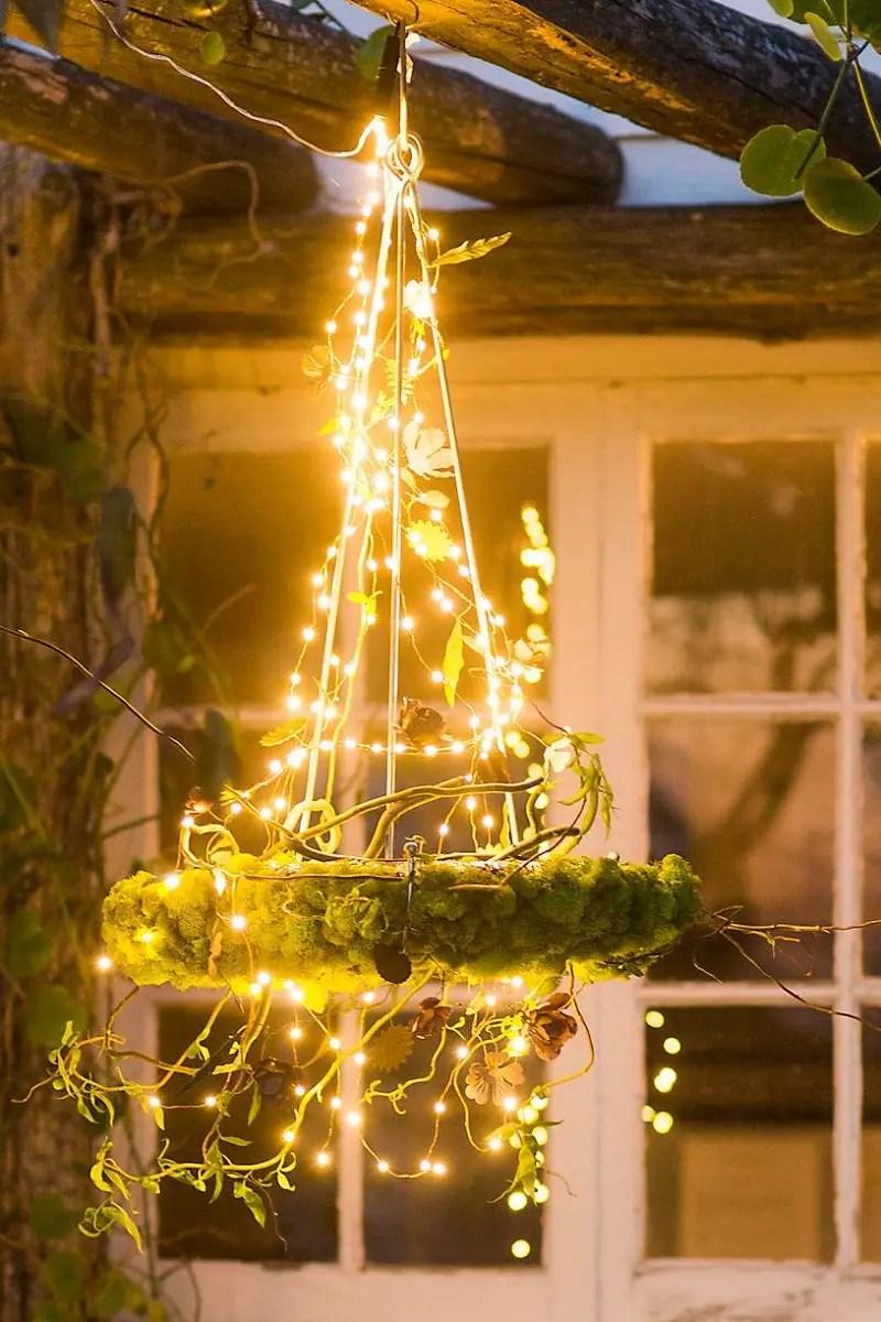 Stargazer chandelier