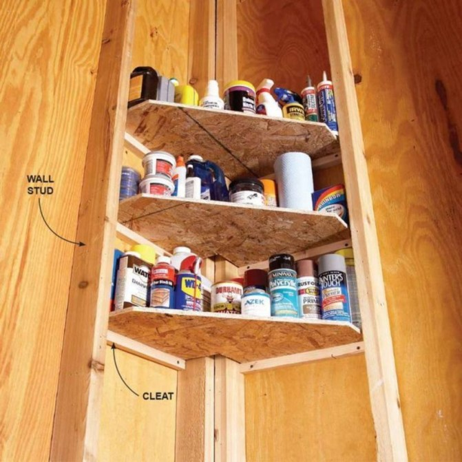 Genius corner storage ideas to upgrade your space 21