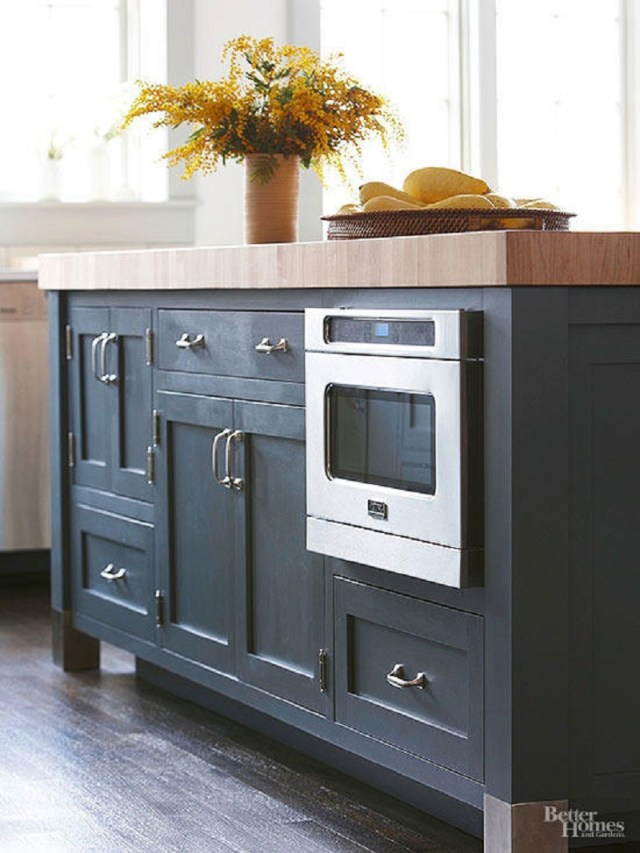 Undercounter appliances