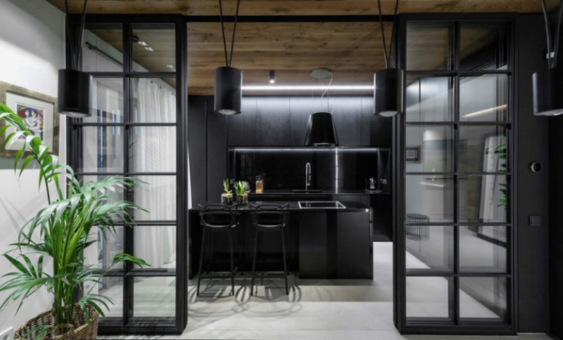 4. the kitchen