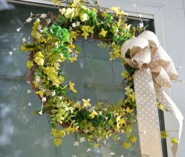 Awesome decor ideas to transition your home for springtime 21
