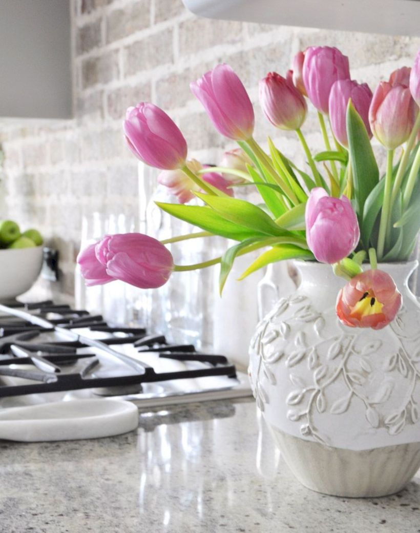 Awesome decor ideas to transition your home for springtime 23