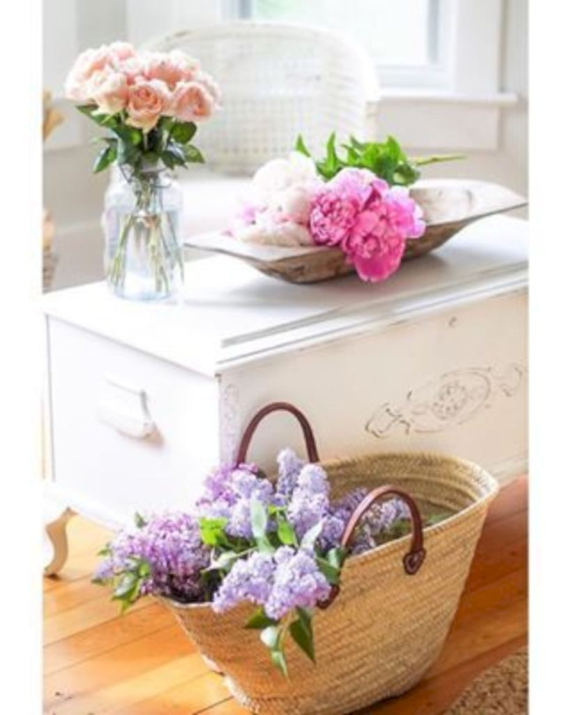 Awesome decor ideas to transition your home for springtime 30