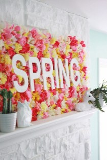 Awesome decor ideas to transition your home for springtime 43
