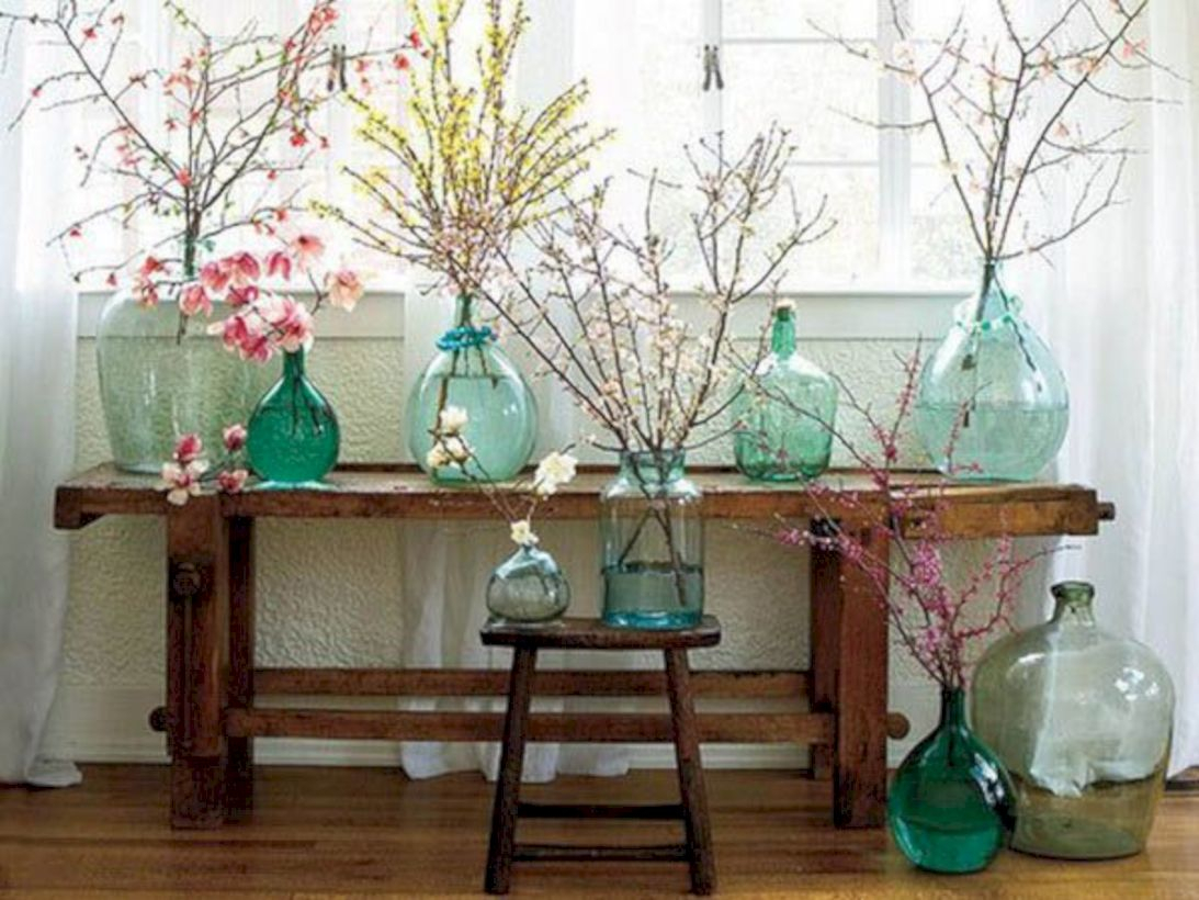 Awesome decor ideas to transition your home for springtime 46