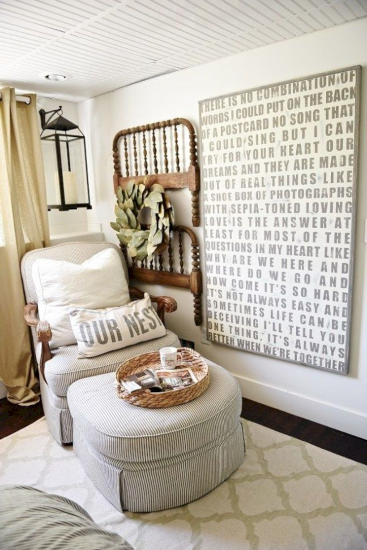 Beautiful farmhouse decor ideas for summer 18