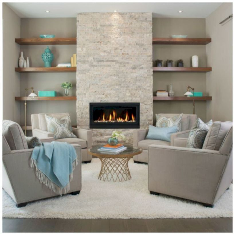 Beautiful modern style to upgrade your living room 03