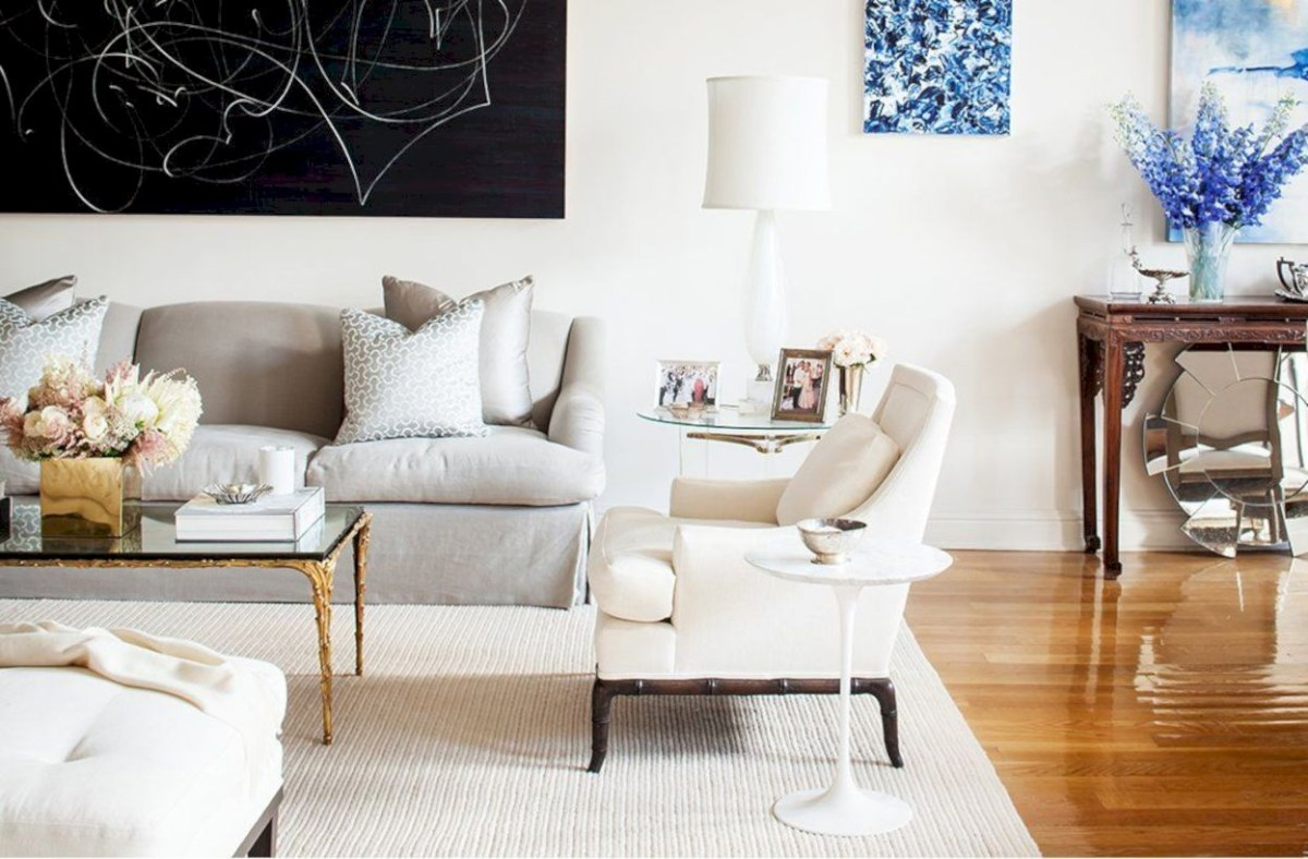 Beautiful modern style to upgrade your living room 09