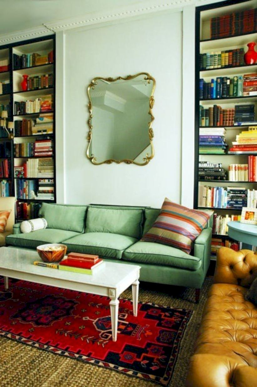 Beautiful modern style to upgrade your living room 23