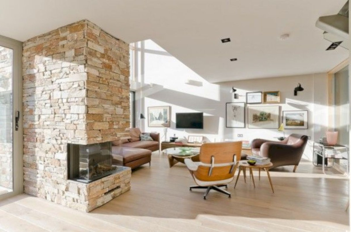 Beautiful modern style to upgrade your living room 28