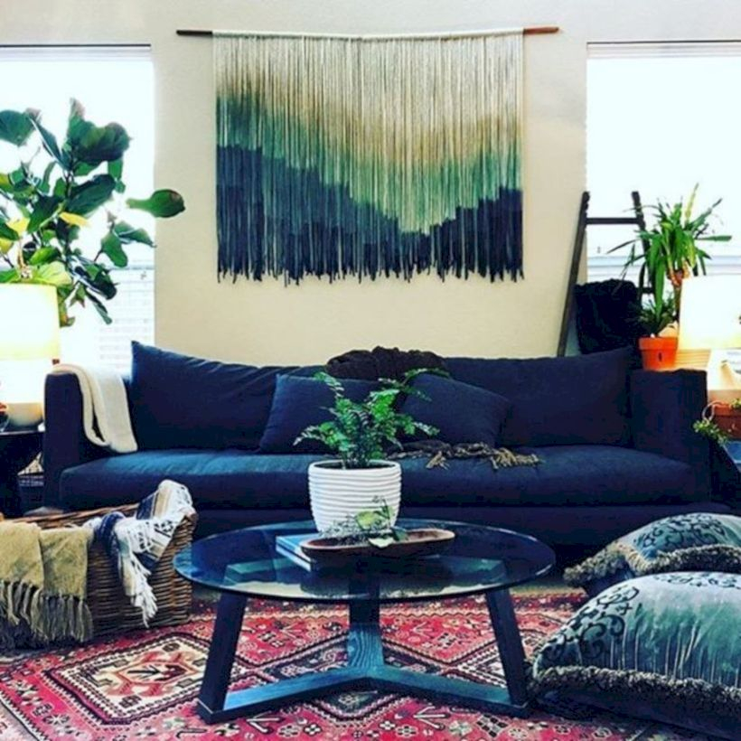 Beautiful modern style to upgrade your living room 30