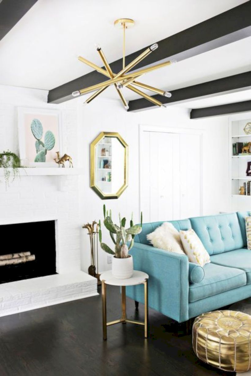 Beautiful modern style to upgrade your living room 42
