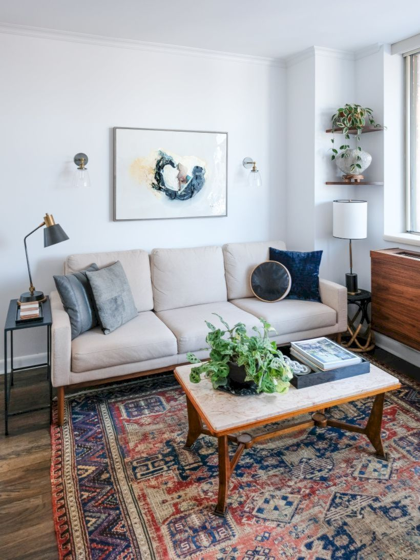 Beautiful modern style to upgrade your living room 47