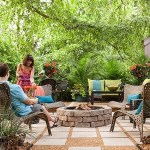 Best fire pit ideas for your backyard 08