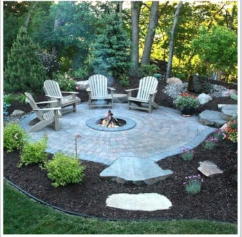 Best fire pit ideas for your backyard 18
