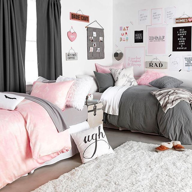 Creative dorm decoration ideas for your bedroom 13