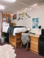 Creative dorm decoration ideas for your bedroom 29