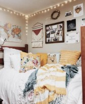Creative dorm decoration ideas for your bedroom 30