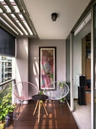 Creative small balcony design ideas for spring 20