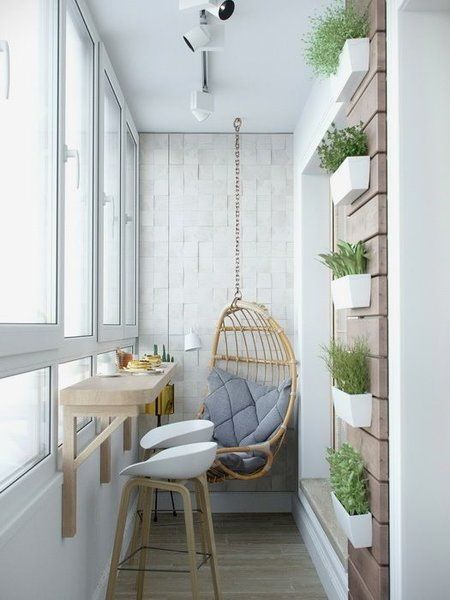 Creative small balcony design ideas for spring 23