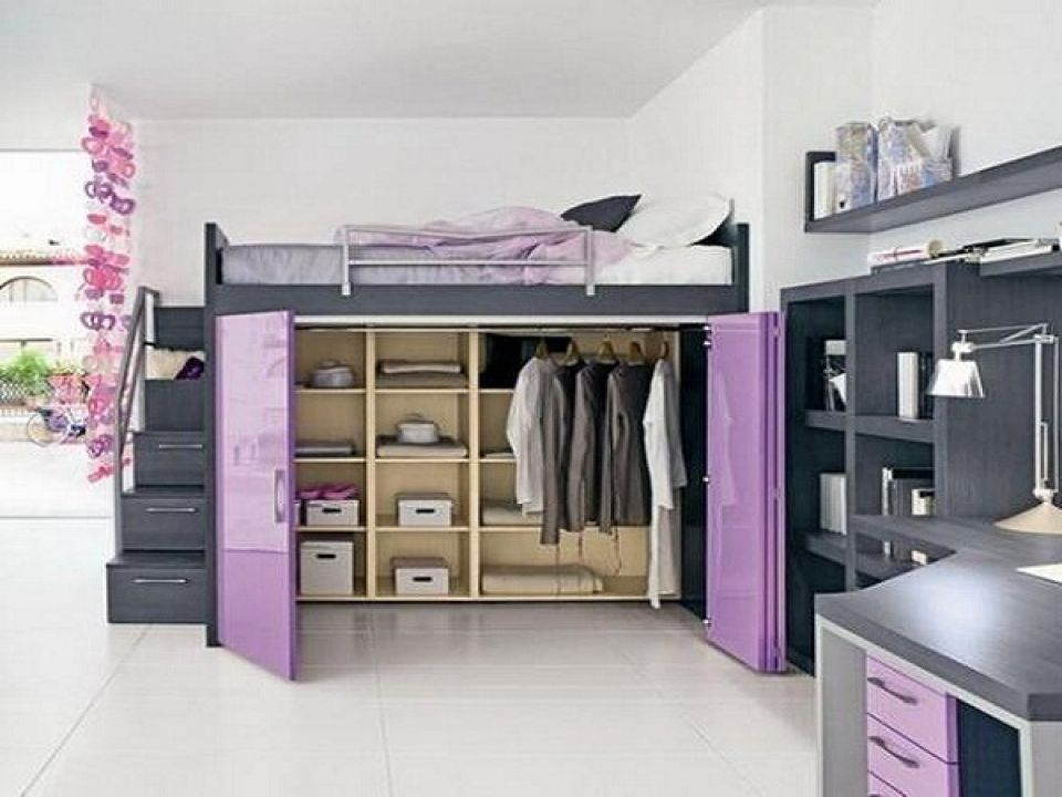 Cute girls bedroom ideas for small rooms 05