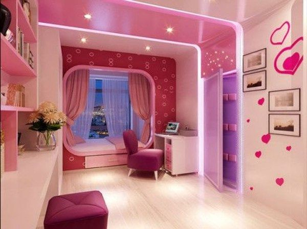 Cute girls bedroom ideas for small rooms 11