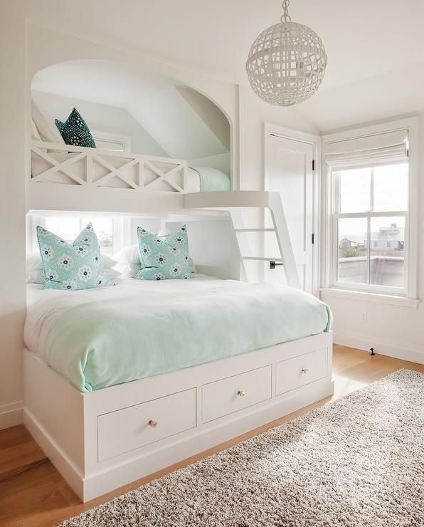Cute girls bedroom ideas for small rooms 16