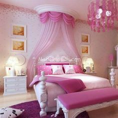 Cute girls bedroom ideas for small rooms 23