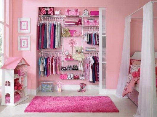 Cute girls bedroom ideas for small rooms 28