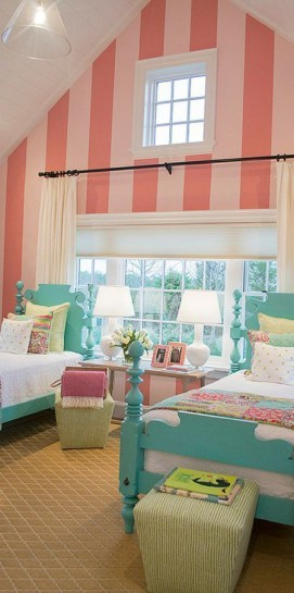 Cute girls bedroom ideas for small rooms 36