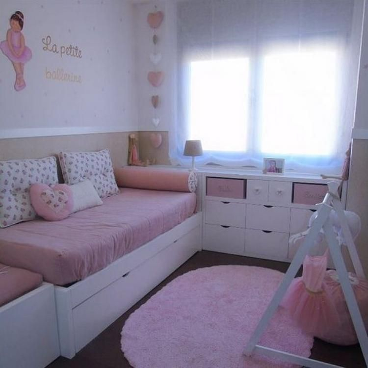 Cute girls bedroom ideas for small rooms 41