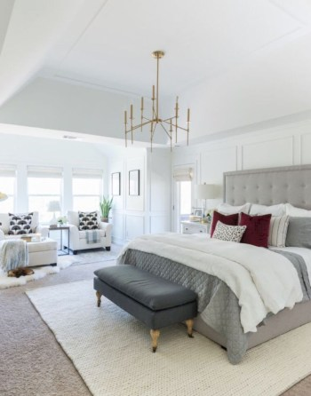 Extremely cozy master bedroom ideas 22
