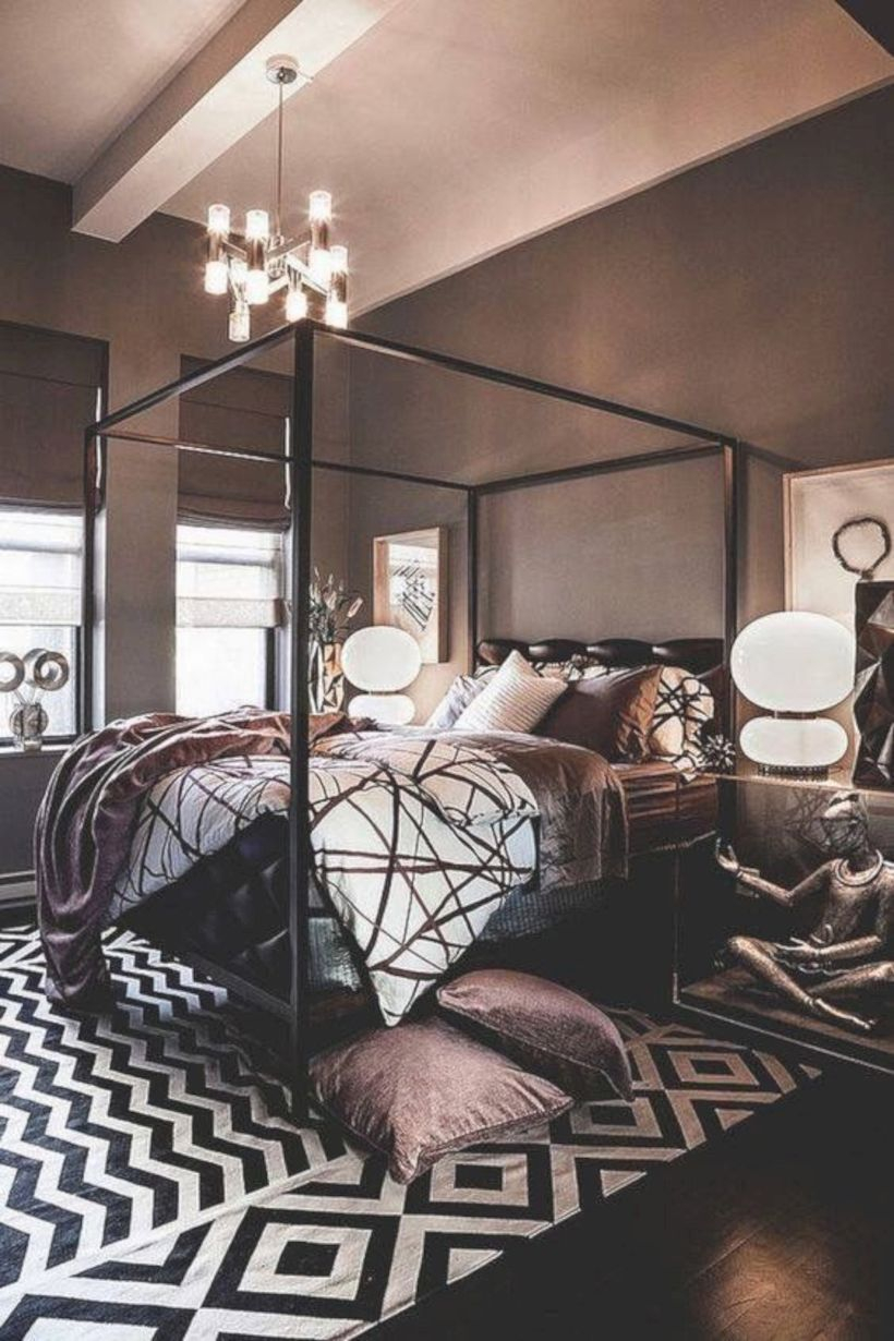 Extremely cozy master bedroom ideas 35