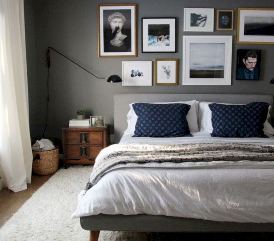 Extremely cozy master bedroom ideas 43