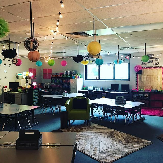 Gorgeous classroom design ideas for back to school 02