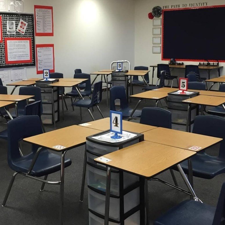 Gorgeous classroom design ideas for back to school 10
