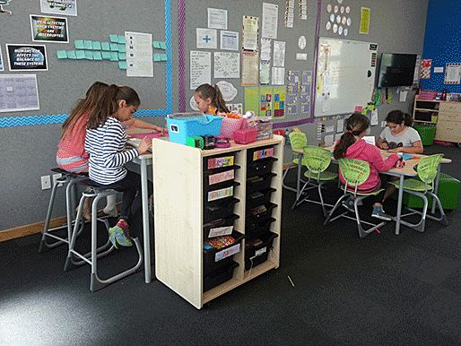 Gorgeous classroom design ideas for back to school 33