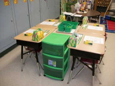 Gorgeous classroom design ideas for back to school 44