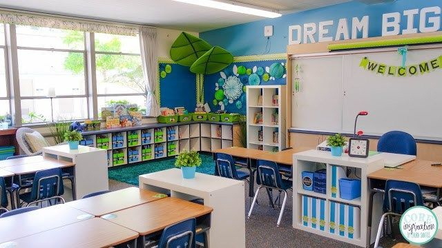 Gorgeous classroom design ideas for back to school 48