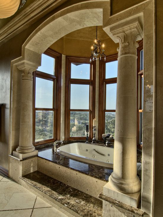 Luxury traditional bathroom design ideas for your classy room 01