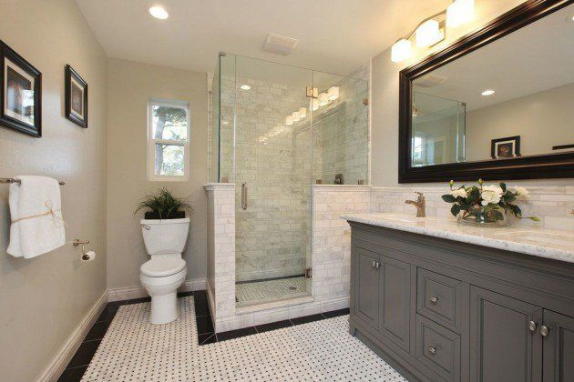 Luxury traditional bathroom design ideas for your classy room 10