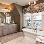 Luxury traditional bathroom design ideas for your classy room 21