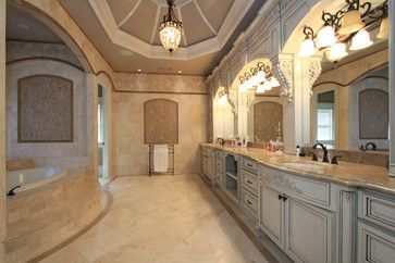 Luxury traditional bathroom design ideas for your classy room 24