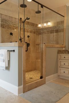 Luxury traditional bathroom design ideas for your classy room 35
