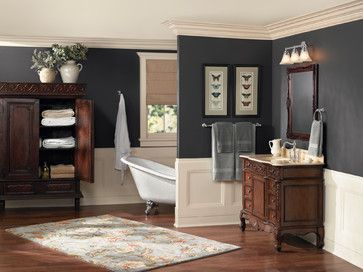 Luxury traditional bathroom design ideas for your classy room 38