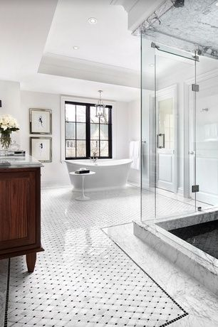 Luxury traditional bathroom design ideas for your classy room 47