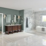 Luxury traditional bathroom design ideas for your classy room 49
