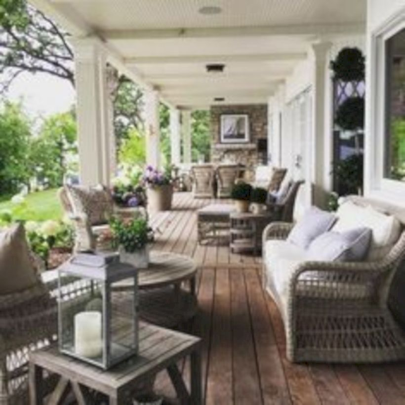 Summer porch decor ideas to inspire you this season 43