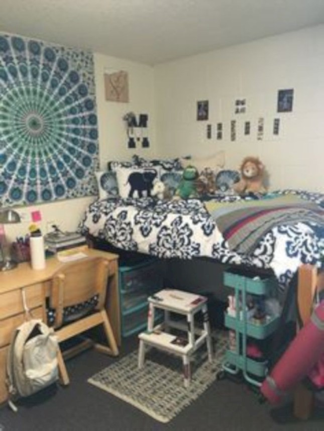 Unique dorm room ideas that you need to copy 09