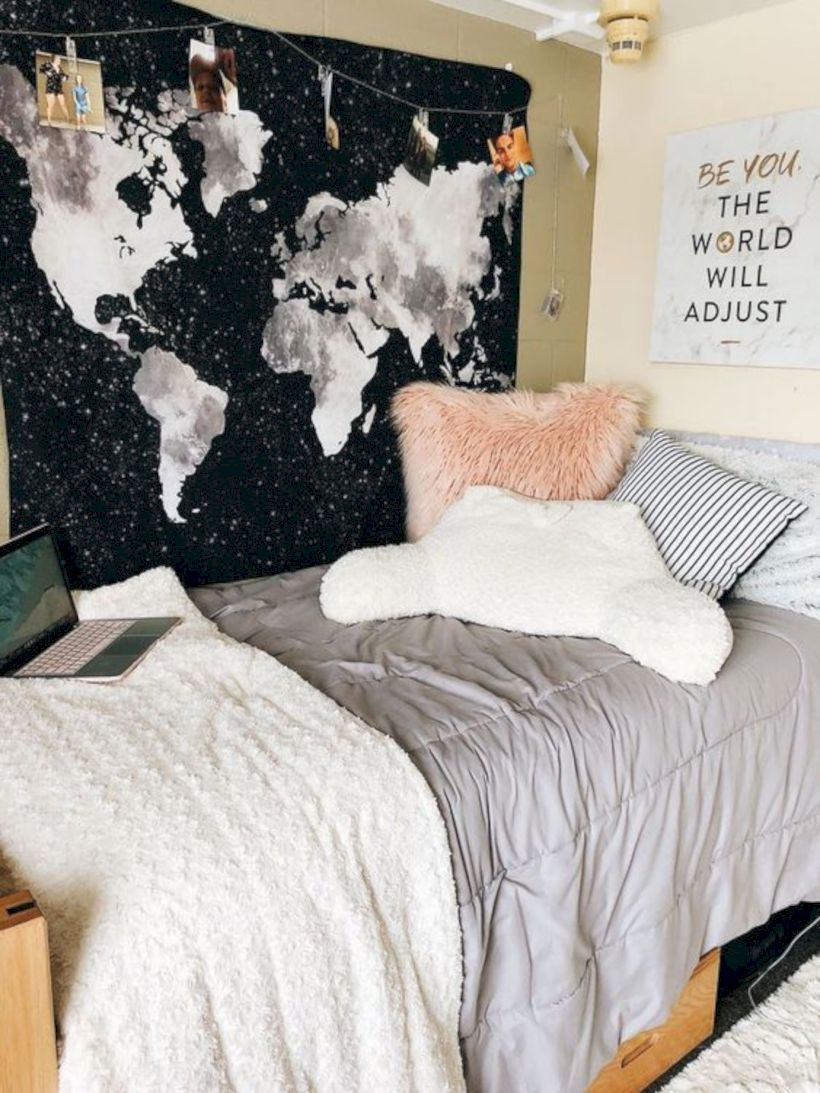 Unique dorm room ideas that you need to copy 13